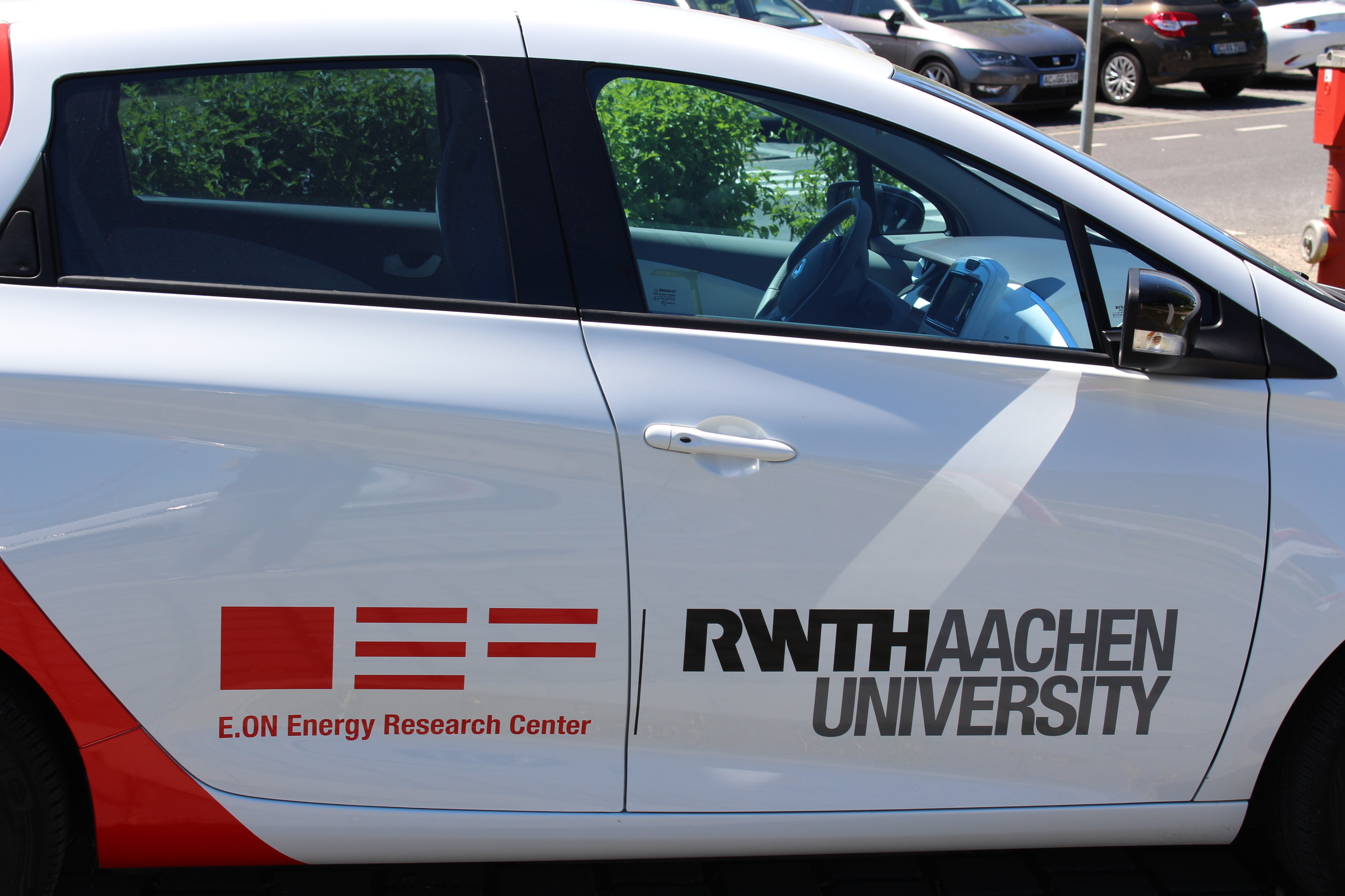E.ON ERC E-Car